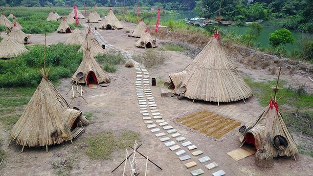Bái Đính - Tràng An - ngôi làng KONG bí ẩn 1 ngày - 12