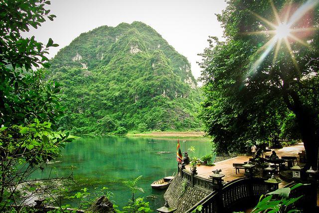 Bái Đính - Tràng An - ngôi làng KONG bí ẩn 1 ngày - 5