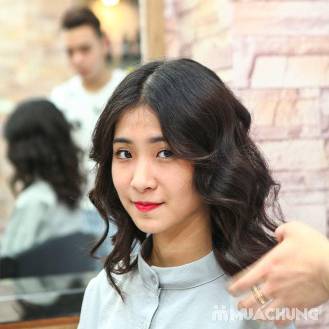 Làm tóc đẹp đẳng cấp - Viện tóc Nhất Phong Andrew - 2
