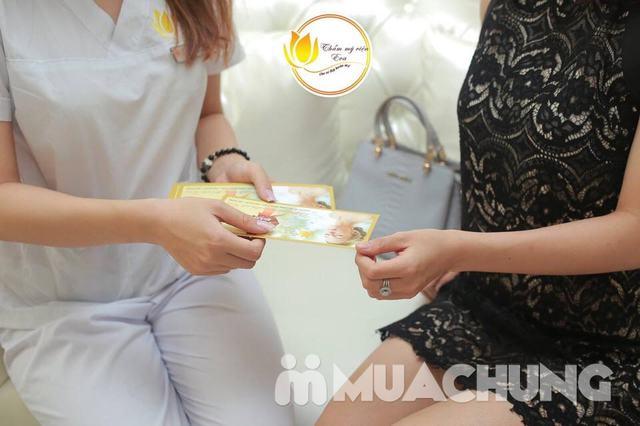 Giảm béo bụng bùn cứu Nhật & bấm huyệt định vị - 4