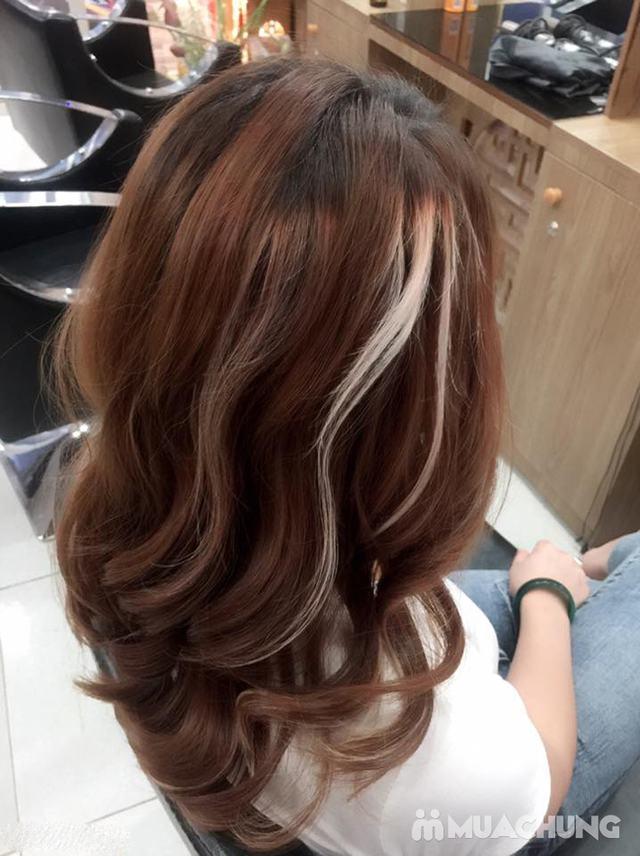 Làm tóc đẹp đẳng cấp - Viện tóc Nhất Phong Andrew - 3