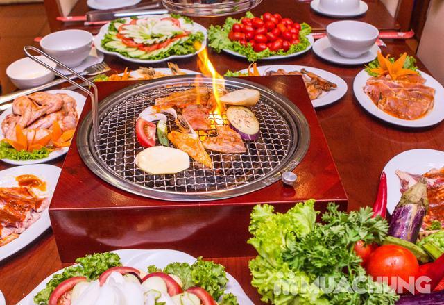 Buffet nướng Hàn Quốc Lẩu Hội Quán Hoàng Cầu - 1