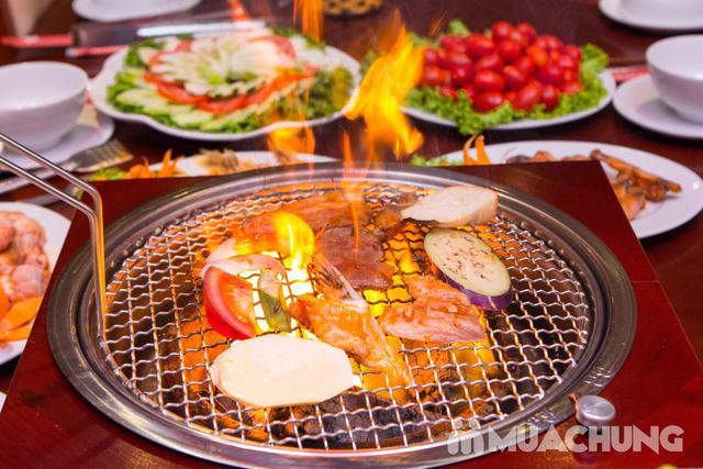 Buffet nướng Hàn Quốc Lẩu Hội Quán Hoàng Cầu - 25
