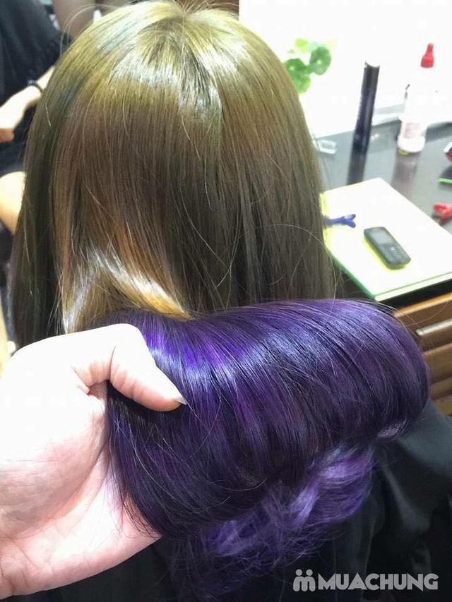 Chọn 1 trong 10 gói làm tóc thời trang - Ken Salon - 19