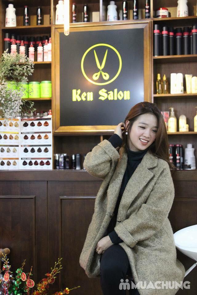 Chọn 1 trong 10 gói làm tóc thời trang - Ken Salon - 22