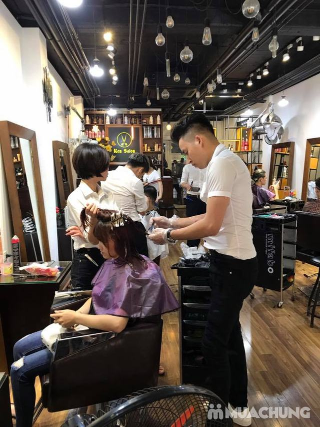 Chọn 1 trong 10 gói làm tóc thời trang - Ken Salon - 6