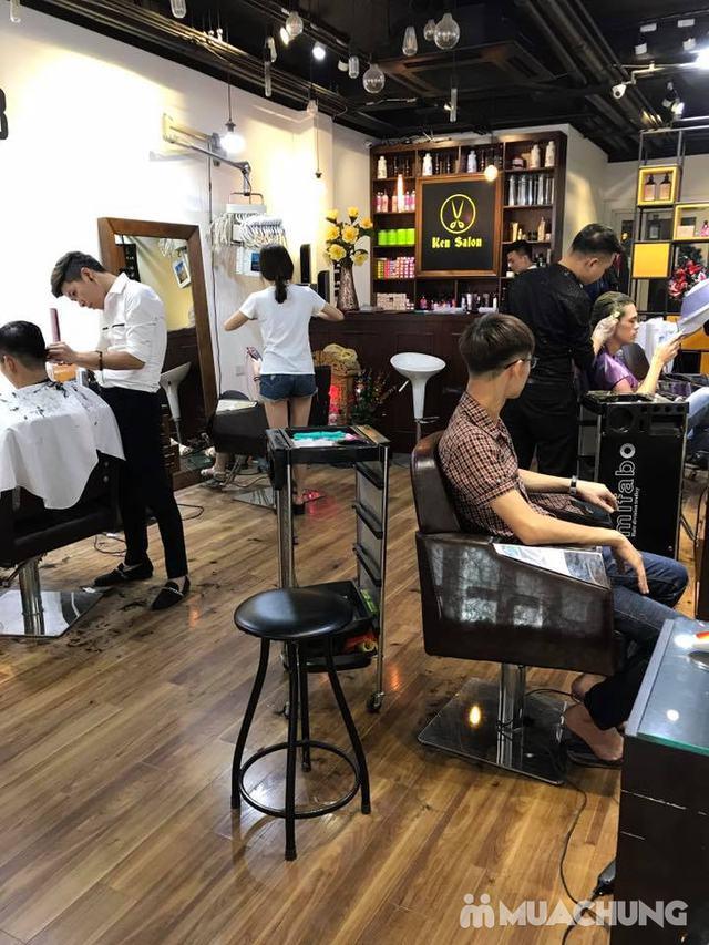 Chọn 1 trong 10 gói làm tóc thời trang - Ken Salon - 7