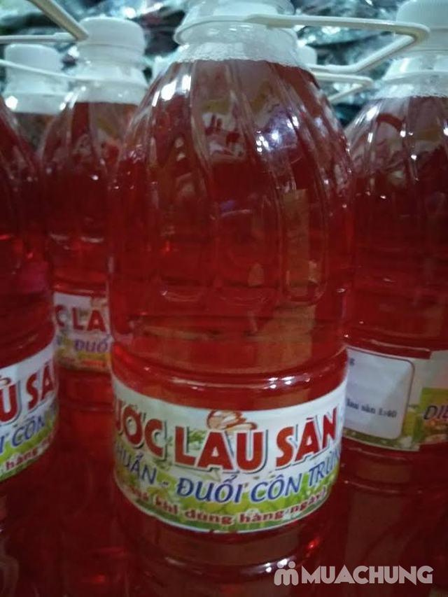 Nước lau sàn đuổi côn trùng, diệt khuẩn- Chai 1.5L - 2