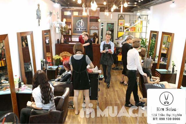 Chọn 1 trong 10 gói làm tóc thời trang - Ken Salon - 3