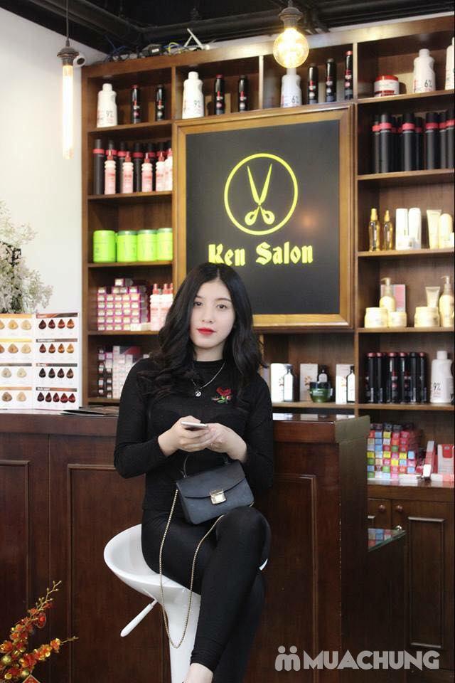 Chọn 1 trong 10 gói làm tóc thời trang - Ken Salon - 17