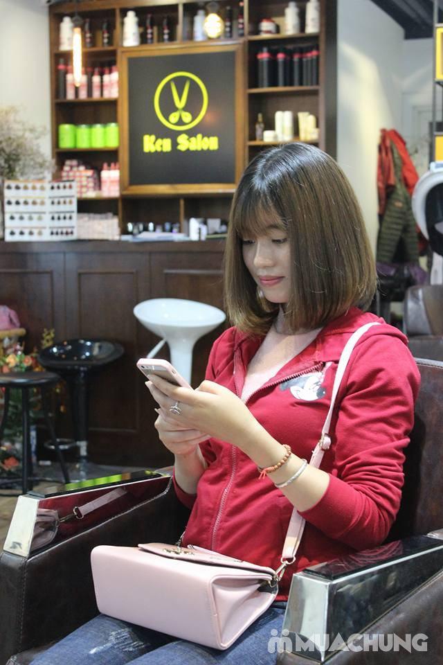 Chọn 1 trong 10 gói làm tóc thời trang - Ken Salon - 13