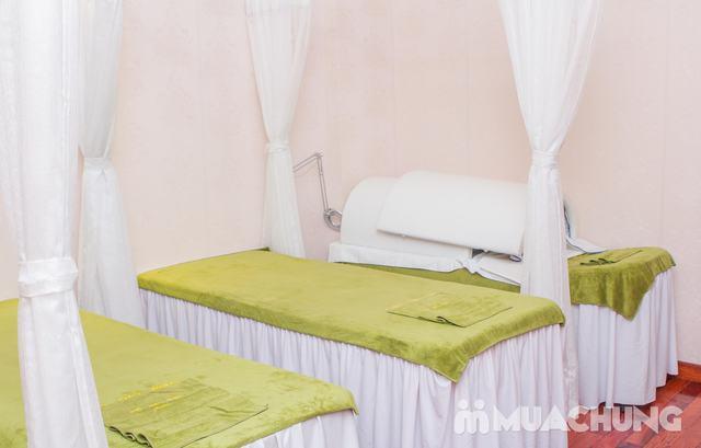 Massage Body Nhật Bản chạy tinh dầu đá nóng thư giãn toàn thân QUEEN SPA - 4