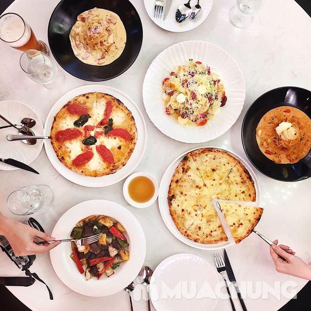 Voucher giảm giá ăn thỏa thích món Âu La Stella - 3