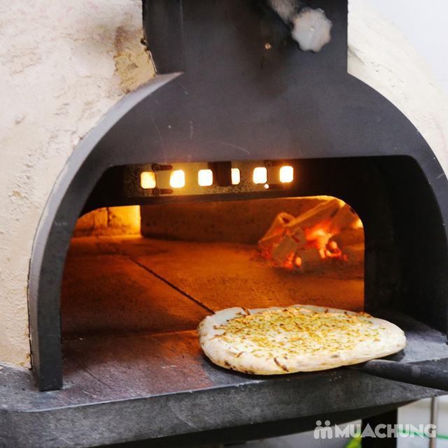 Set Pizza nướng lò & mỳ Ý, bánh mì tại La Stella - 7