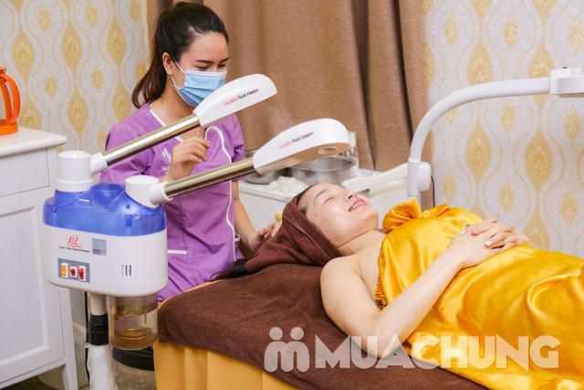 Trị mụn chuyên sâu, giảm mụn ngay lần đầu điều trị - 14