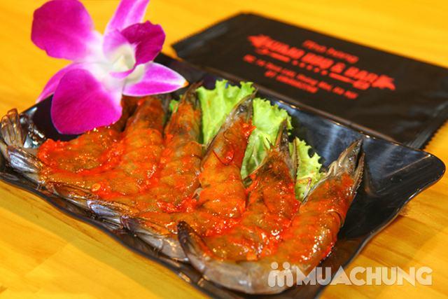 Buffet nướng lẩu tại bàn đặc sắc - Kumo BBQ & Bar - 4