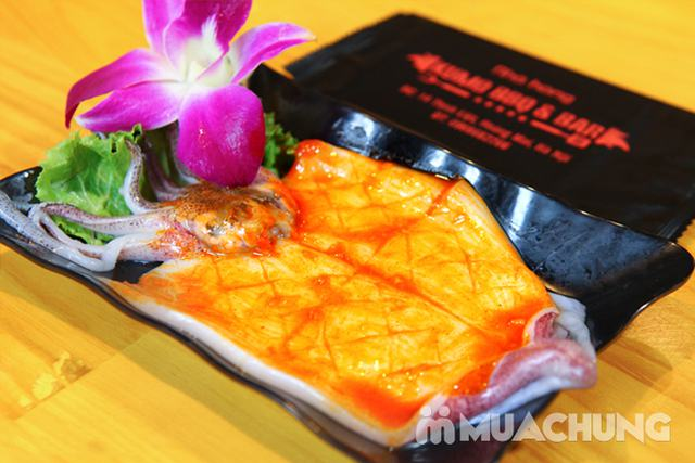 Buffet nướng lẩu tại bàn đặc sắc - Kumo BBQ & Bar - 10