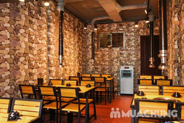 Buffet nướng lẩu tại bàn đặc sắc - Kumo BBQ & Bar - 20