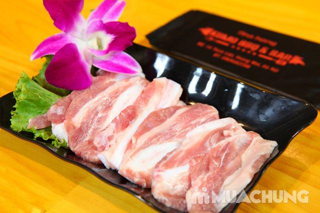 Buffet nướng lẩu tại bàn đặc sắc - Kumo BBQ & Bar - 15