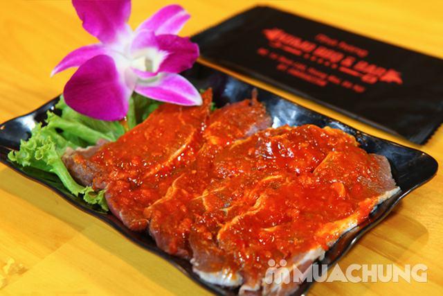 Buffet nướng lẩu tại bàn đặc sắc - Kumo BBQ & Bar - 9