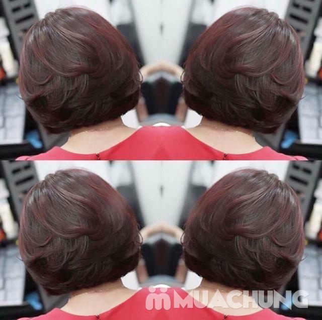 Trọn gói làm tóc cao cấp tại Viện tóc Đức Ngọc - 5