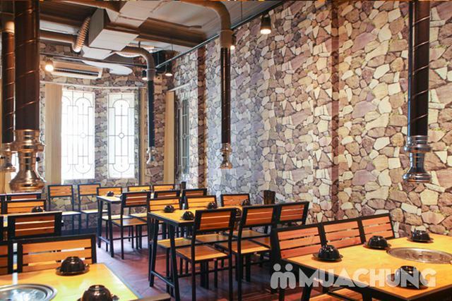 Buffet nướng lẩu tại bàn đặc sắc - Kumo BBQ & Bar - 21