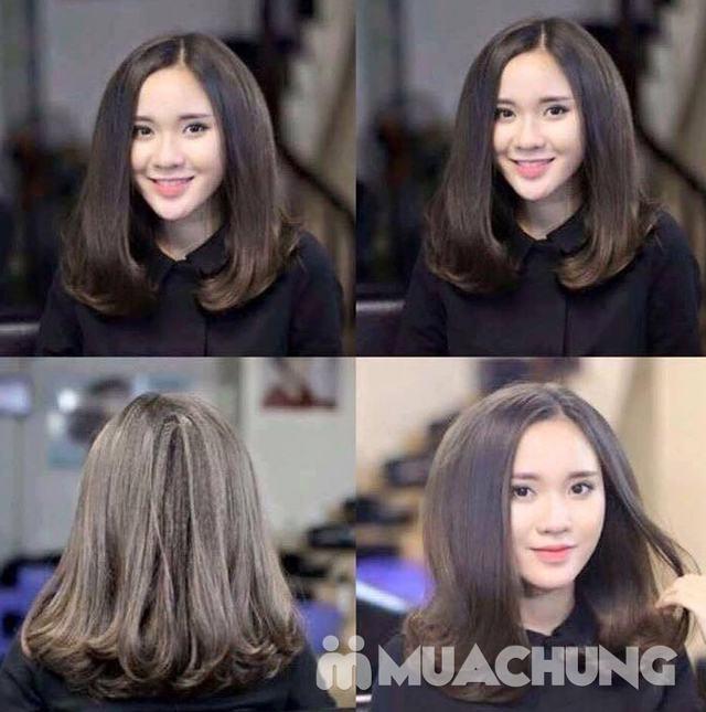Trọn gói làm tóc cao cấp tại Viện tóc Đức Ngọc - 6