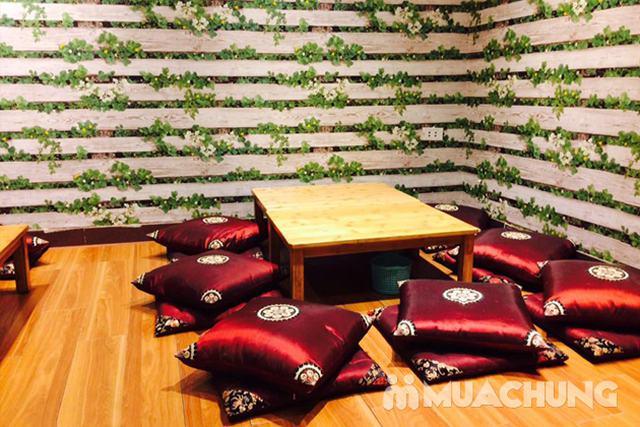 Buffet nướng lẩu tại bàn đặc sắc - Kumo BBQ & Bar - 22