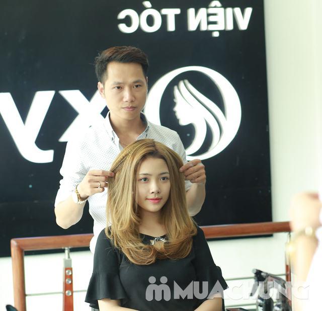 Trọn gói làm tóc cao cấp tại Viện tóc Đức Ngọc - 1