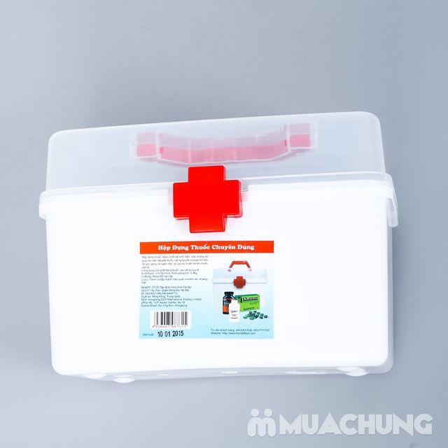Ưu đãi giảm giá duy nhất tại Muachung cho Hộp đựng thuốc chuyên dụng. Nhanh tay mua để sở hữu ngay Hộp đựng thuốc chuyên dụng. - 6