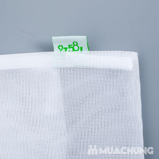 Bộ 4 túi giặt quần áo tiện dụng cho máy giặt - 7