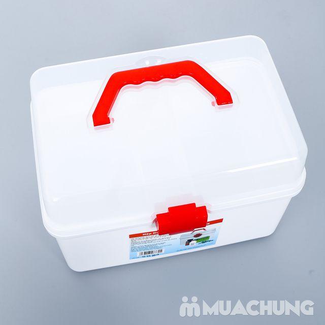 Ưu đãi giảm giá duy nhất tại Muachung cho Hộp đựng thuốc chuyên dụng. Nhanh tay mua để sở hữu ngay Hộp đựng thuốc chuyên dụng. - 7