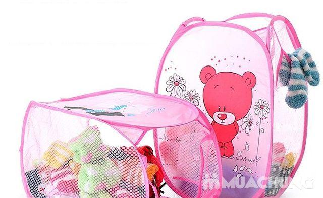2 sọt lưới đựng đồ màu sắc đáng yêu click mua ngay tại muachung để được giá ưu đãi - 1