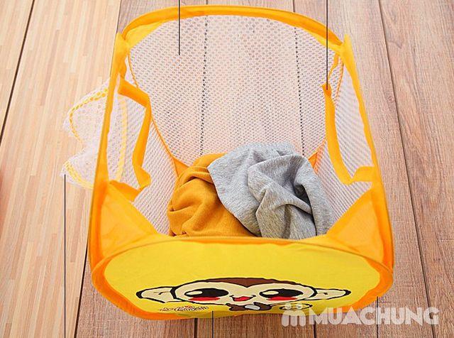 2 sọt lưới đựng đồ màu sắc đáng yêu click mua ngay tại muachung để được giá ưu đãi - 4