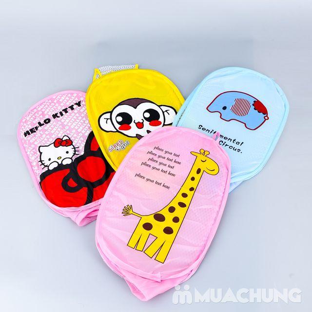 2 sọt lưới đựng đồ màu sắc đáng yêu click mua ngay tại muachung để được giá ưu đãi - 3