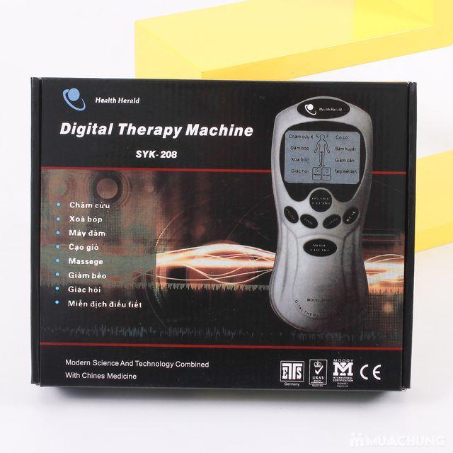 Máy massage trị liệu 4 miếng dán - 1