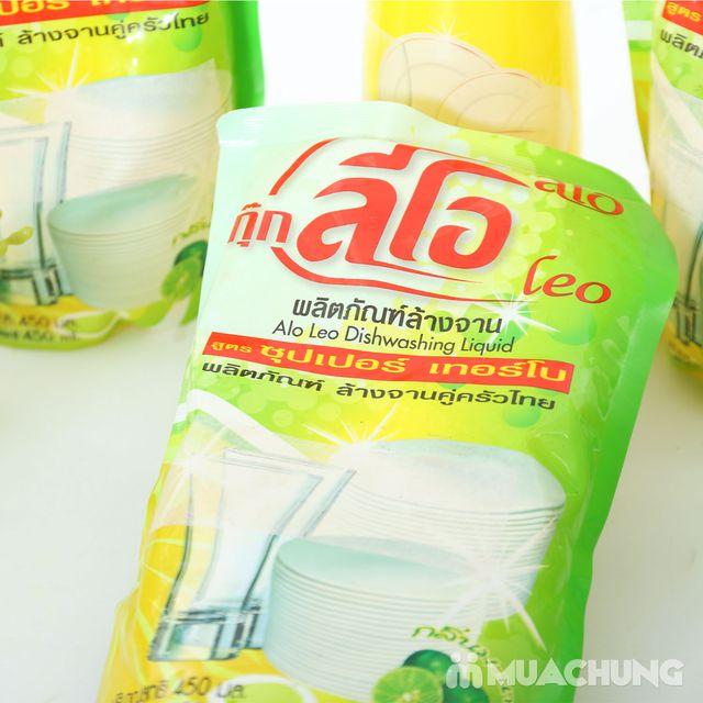 Combo 5 túi + 1 chai nước rửa chén ALo Thái Lan - 10