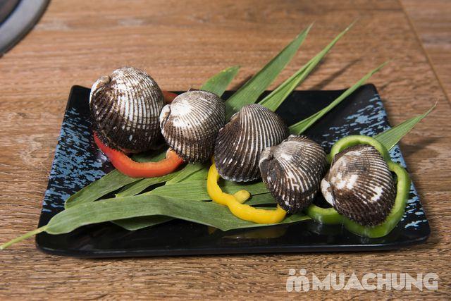 Buffet nướng lẩu ăn thả ga Galbi BBQ - Royal City - 7