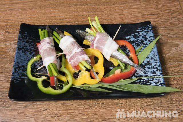 Buffet nướng lẩu ăn thả ga Galbi BBQ - Royal City - 20