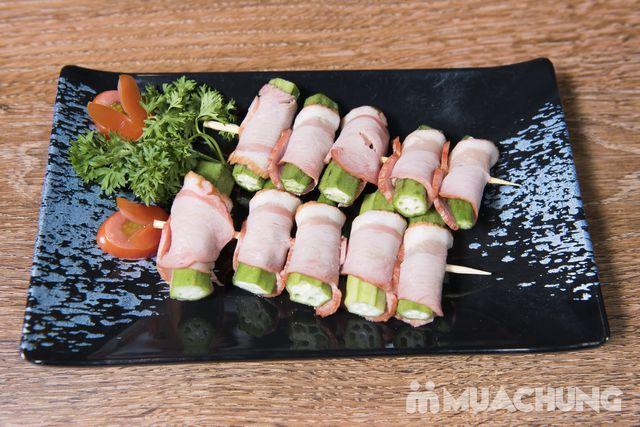 Buffet nướng lẩu ăn thả ga Galbi BBQ - Royal City - 15