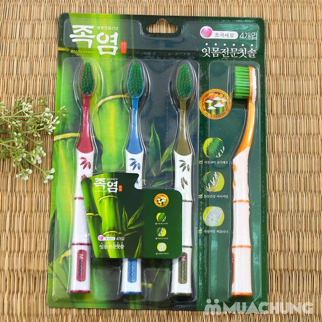 Combo 4 bàn chải đánh răng Hàn Quốc - 6