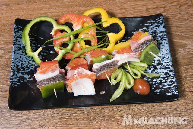 Buffet nướng lẩu ăn thả ga Galbi BBQ - Royal City - 17