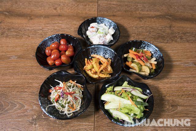 Buffet nướng lẩu ăn thả ga Galbi BBQ - Royal City - 5