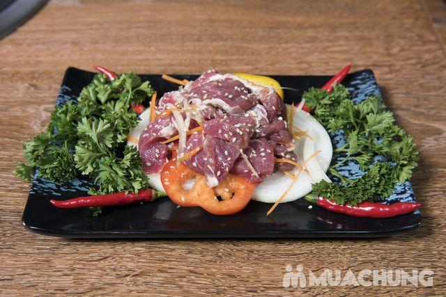 Buffet nướng lẩu ăn thả ga Galbi BBQ - Royal City - 10