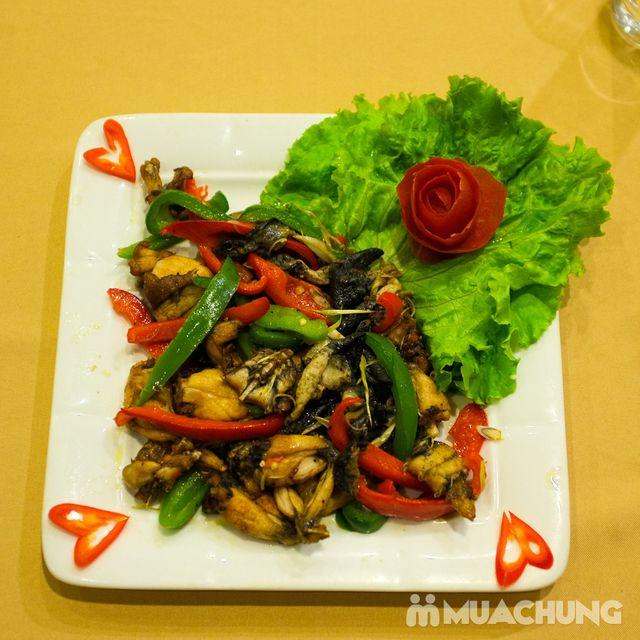 Set lẩu ếch và nhiều món ăn kèm - NH Sơn Lâm - 4