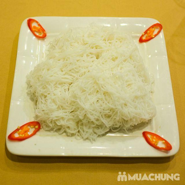 Set lẩu ếch và nhiều món ăn kèm - NH Sơn Lâm - 14