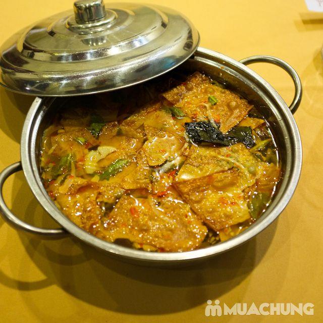 Set lẩu ếch và nhiều món ăn kèm - NH Sơn Lâm - 8