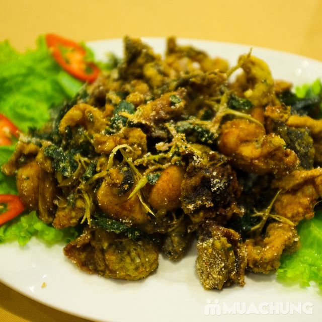 Set lẩu ếch và nhiều món ăn kèm - NH Sơn Lâm - 7