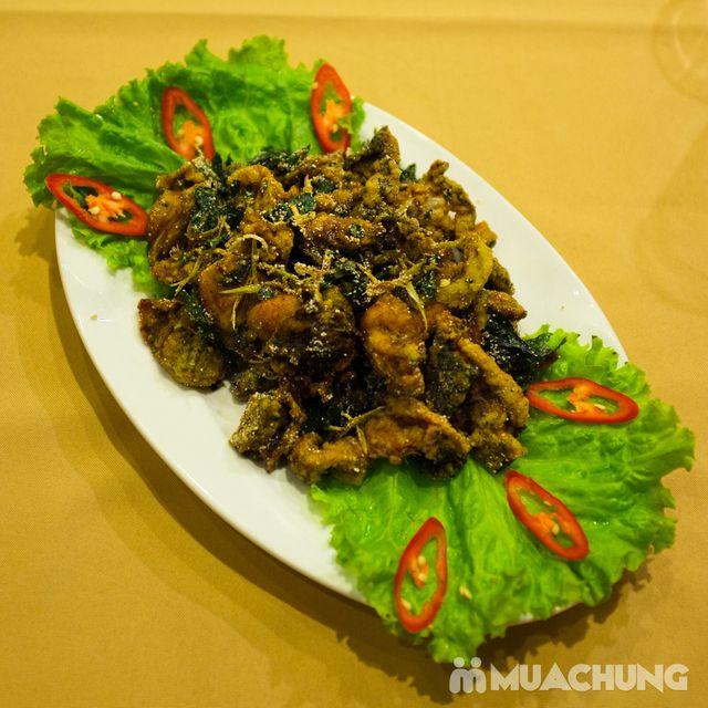 Set lẩu ếch và nhiều món ăn kèm - NH Sơn Lâm - 5