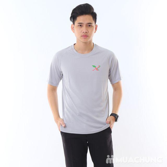 Áo phông nam cổ tròn chống tia UV Xinxin  - 12